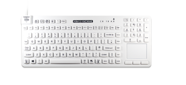 Really Cool Touch Tastatur