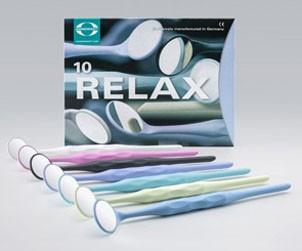 HAHNENKRATT RELAX FS Rhodium 4 plan, Ø 22 mm, Set