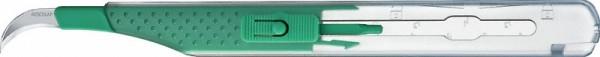 Sicherheitsskalpell, Fig. 12, steril, 10 Stk.