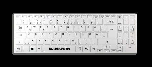 Its Cool Flat Tastatur