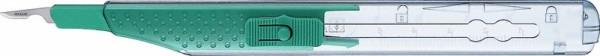Sicherheitsskalpell, Fig. 15c, steril, 10 Stk.