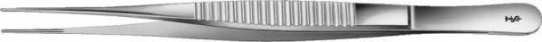 ATR.PINZETTE DE'BAKEY ML.1,5MM GER.150MM