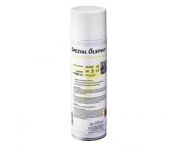 Öl-Spray, 500 ml, zur Instrumentenpflege Unser Service: jetzt 25 % mehr Inhalt zum gleichen Preis!!!