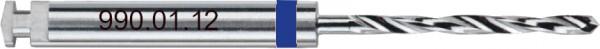 Wegmann Spiralbohrer Ø 1,2 mm | Winkelstück | blau