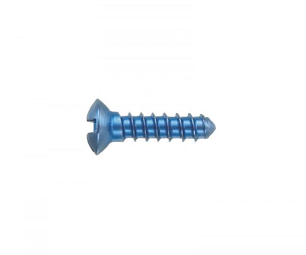 Titan-Schrauben, Kreuz, Ø 1,4 mm
