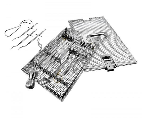 Implantologie Basis Set NENTWIG