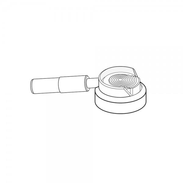 Sprühkopf mit Sprayadapter für Hand- und Winkelstücke