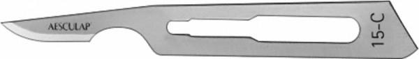 Skalpellklingen, Fig. 15c, steril, 100 Stk.