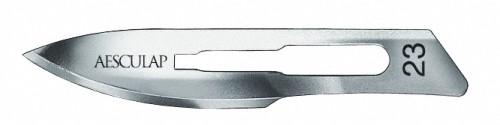 Skalpellklingen, Fig. 23, steril, 100 Stk.