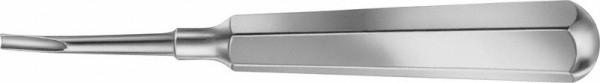 Wurzelheber, COUPLAND, gebogen, 4,2 mm, Fig. 3