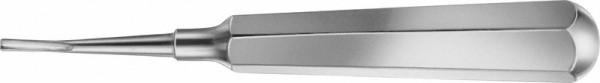 Wurzelheber, COUPLAND, gebogen, 3,0 mm, Fig. 1
