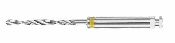 Aesculap Spiralbohrer Ø 1,25 mm | Winkelstück | rot