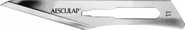 Skalpellklingen, Fig. 11, steril, 100 Stk.