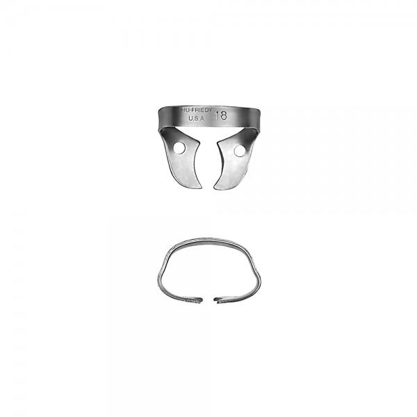 Kofferdam-Klammer #18 Molar