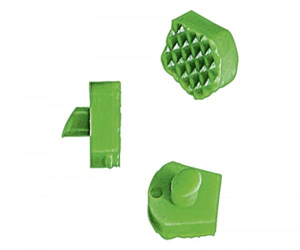 Ausw.Ersatz-Kunststoffbacken, Pack.20 St.