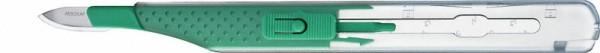 Sicherheitsskalpell, Fig. 13, steril, 10 Stk.