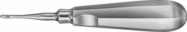 Wurzelheber, LINDO LEVIAN, gerade, 3 mm, gezahnt