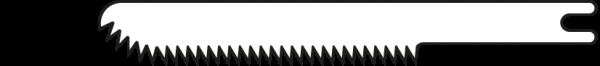 Mikro-Sägeblatt 21/0,4 mm