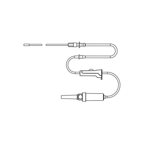 Einweg-Sprayschlauchset, für Elcomed SA-200 / SA-200C, Motor mit 3,5 m Kabel