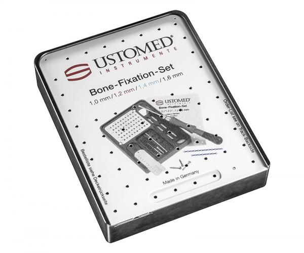 Aufbewahrungs-Tray für Mikro-Schrauben, Ø 1,0 / 1,2 / 1,4 / 1,6 mm